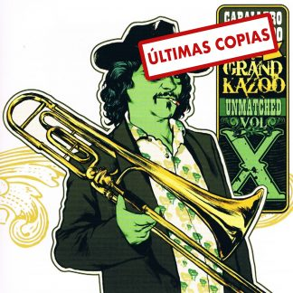 Caballero Reynaldo - The Grand Kazoo - ultimas