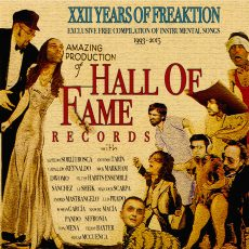 Hall of Fame Records - XXII Years Of Freaktion - cover
