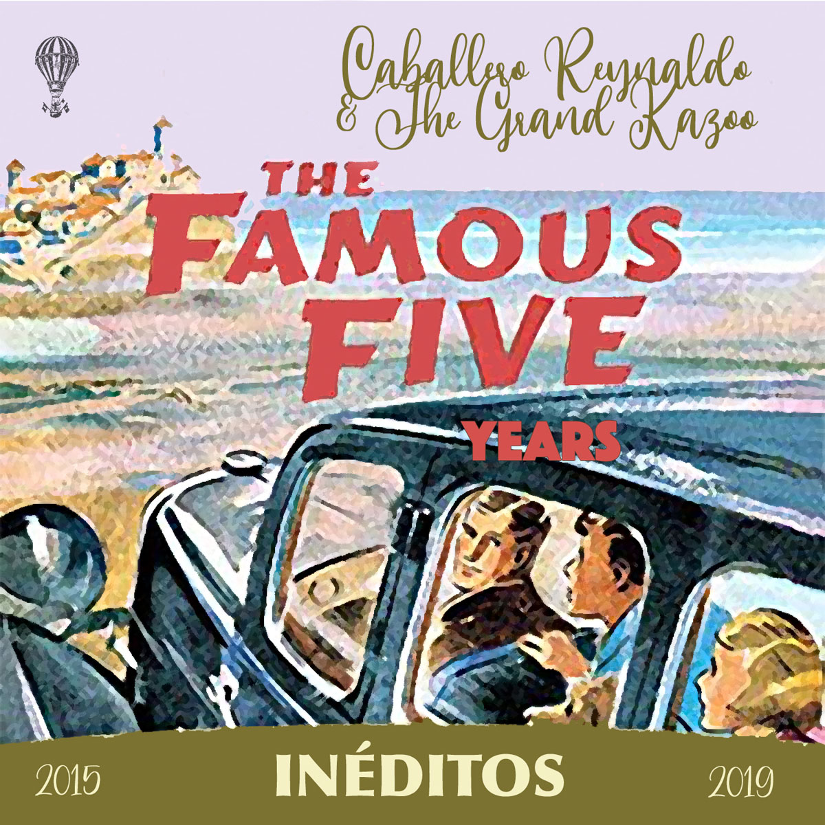 Famous Five Years - ineditos