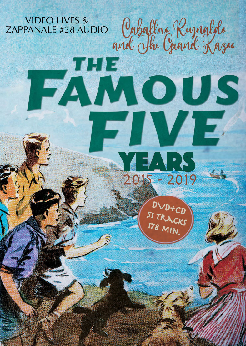 The Famous Five Years